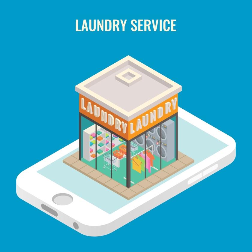 Laundry Service App